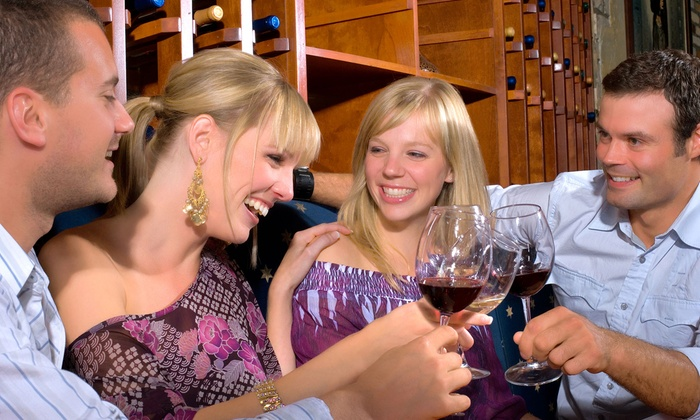 Sonoma on the Spot - Sacramento: VIP Wine Tasting for Two, Four, or Six with Three Tasting Rooms and Bottle from Sonoma on the Spot (Up to 72% Off)