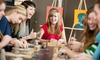 Up to 44% Off Paint Night Admission at Goldenile