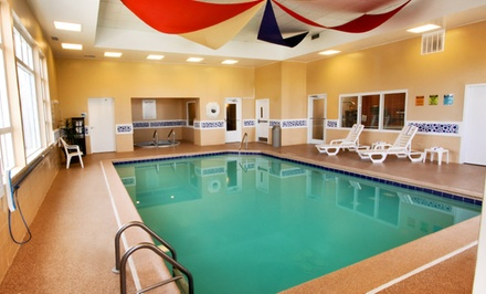 1-Night Stay with Optional Family Bowling Package at Holiday Inn Express Hotel & Suites in Algonquin, IL