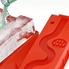 Single- or Double-Track Ice Luge