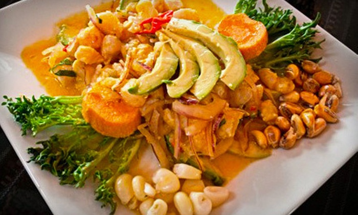 El Tule - Lambertville: $15 for $30 Worth of Mexican and Peruvian Food and Drinks Friday–Sunday or Monday–Thursday at El Tule