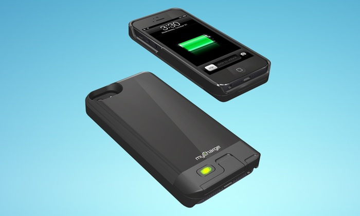 MyCharge Freedom Battery Case for iPhone 5: $34.99 for a MyCharge Freedom Battery Case for iPhone 5 (RFAM-0243) ($59.88 List Price). Free Shipping and Returns.