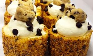 Pacific Cheesecake Company: $12 for a Half-Dozen Assorted Mini Cheesecakes from Pacific Cheesecake Company ($19.50 Value)