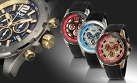 GROUPON: Weil & Harburg Thornton Swiss Chronograph Men's Watches... Weil & Harburg Thornton Swiss Chronograph Men's Watches