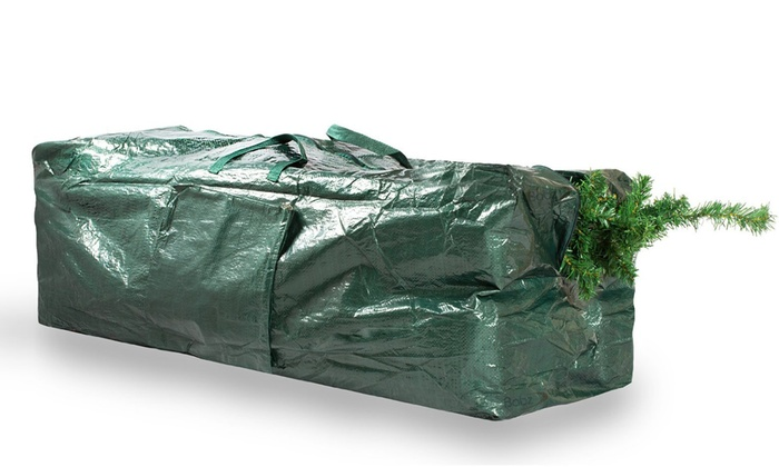 Christmas Tree Bags.One Or Two Christmas Tree Storage Bags