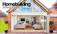 The Southern Homebuilding & Renovating Show: One-Day Entry for Two, Sandown Park, 25 - 26 June (Up to 56% Off)