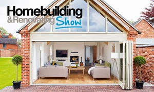 Ash Heath PR & Marketing Limited: The Scottish Homebuilding & Renovating Show, SECC Glasgow: Two Tickets (Up to 56% Off)