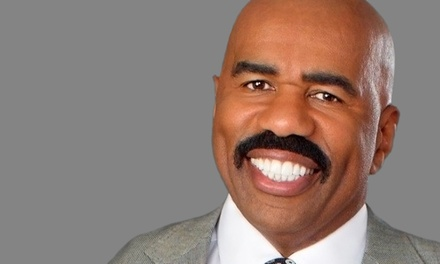 Steve Harvey Live at Vancouver Convention Centre on Friday, September 26 (Up to 37% Off)