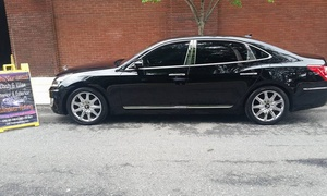 Up To 50% Off Interior And Exterior Detailing At Fineline Auto Spa