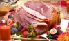 Andria's Cajun Cuisine - Plano: Catered Holiday Dinner for 12 with Smoked Turkey or Bone-In Ham and Sides from Andria's Cajun Cuisine (63% Off)