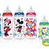 NUK Orthodontic Baby Bottles with Silicone Nipples