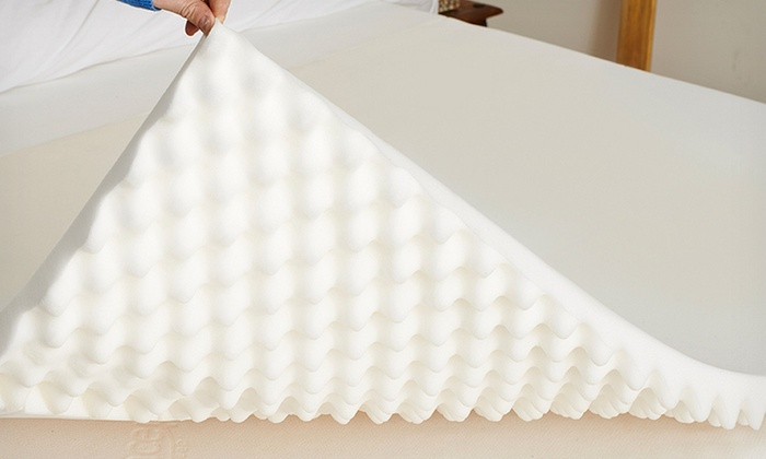 Zen Bedrooms Mattress Toppers | Groupon Goods