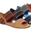 Wanted Women's Techno Flat Sandals