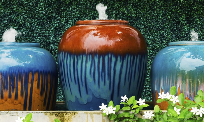 Pottery Etc - Canoga Park: $28 for $50 Worth of Outdoor Home Accessories — Pottery Etc Central Warehouse