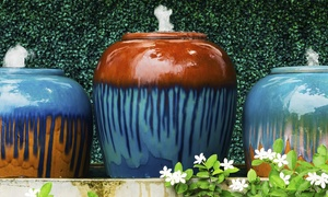 Pottery Etc: $28 for $50 Worth of Outdoor Home Accessories — Pottery Etc Central Warehouse