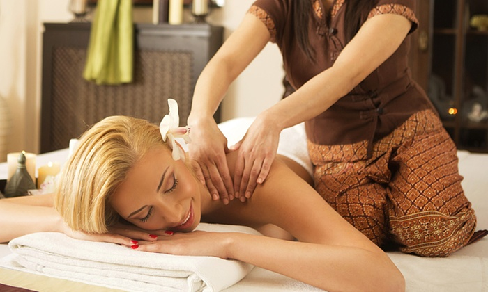 Rutsamee Thai Spa BodyWork - Karncharut Thai Massage: Foot Scrub & Reflexology or 1- or 2-Hour Thai Massage with Add-Ons at Rutsamee Thai Spa BodyWork (Up to 44% Off)