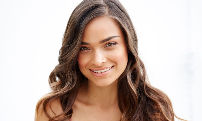 Salon Diva and Spa - Fairfax: One or Three Haircuts or One Brazilian Blowout with Optional Haircut at Salon Diva and Spa (Up to 65% Off)
