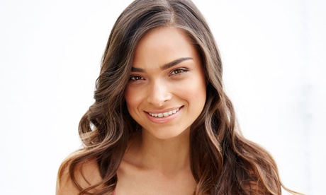 Haircut with Full Color, Partial Highlights, or Deep Conditioning at Studio IV Salon & Spa (Up to 50% Off) 89fd3012-43f0-4b3c-b5a1-4a189a380695