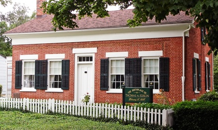 Admission for Two, Four, or Six at Edison Birthplace Museum (Up to 52% Off)