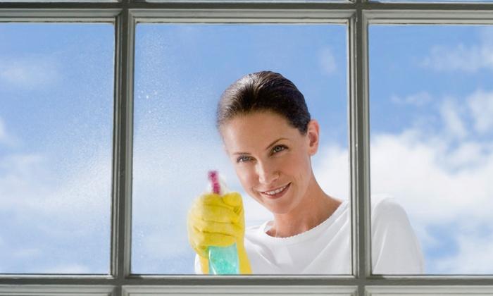 We Wash Windows - Cincinnati: Interior and Exterior Cleaning for 25 or 40 Windows from We Wash Windows (Up to 57% Off)