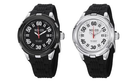 SO & CO Men's Casual Watch