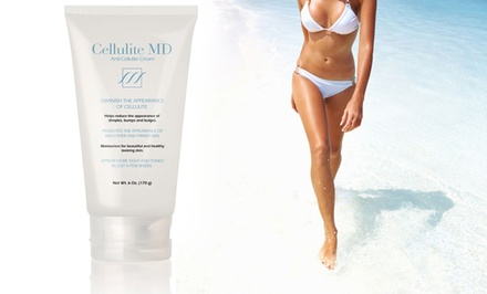 Cellulite MD Body-Sculpting Cellulite Cream; 6oz.