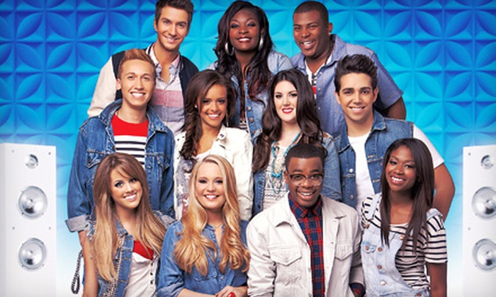 """American Idol Live! - Downtown Manchester: """"American Idol Live!"""" at Verizon Wireless Arena – Manchester on August 20 at 7:30 p.m. (Up to 55% Off)"""