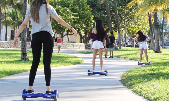 Miami Hoverboard - Miami Hoverboard: $64 for Two-Hour Rental for Two from Miami Hoverboard ($80 Value)