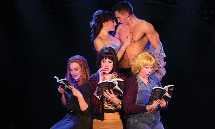 "50 Shades! The Musical - The Elektra Theatre: ""50 Shades! The Musical Parody"" (Up to 54% Off). Showtimes Available, August 2-September 21."