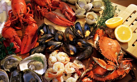 Portuguese-American Cuisine at Solmar Restaurant and Pub (50% Off). Two Options Available.