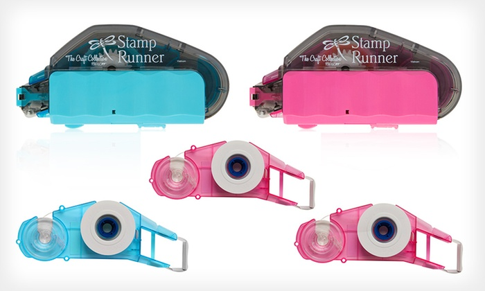 $17.99 for a Tombow Tape Runner Permanent-Glue Value Pack. Free Shipping