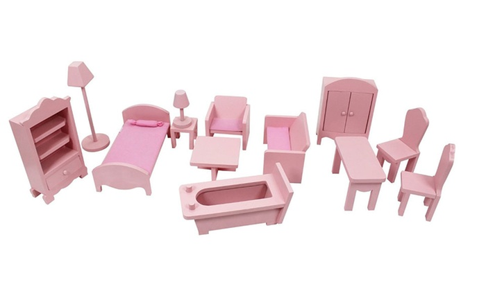 Fancy Mansion Doll House Groupon Goods