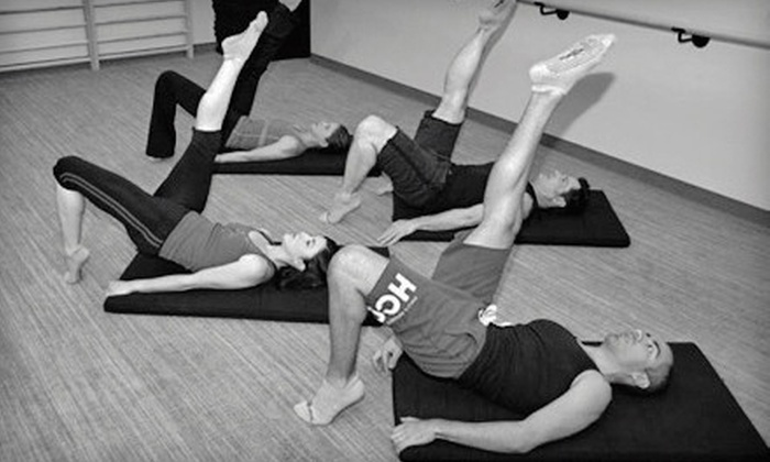 The Bar Method - Burbank: 5 or 10 Exercise Classes at The Bar Method in Burbank (53% Off)