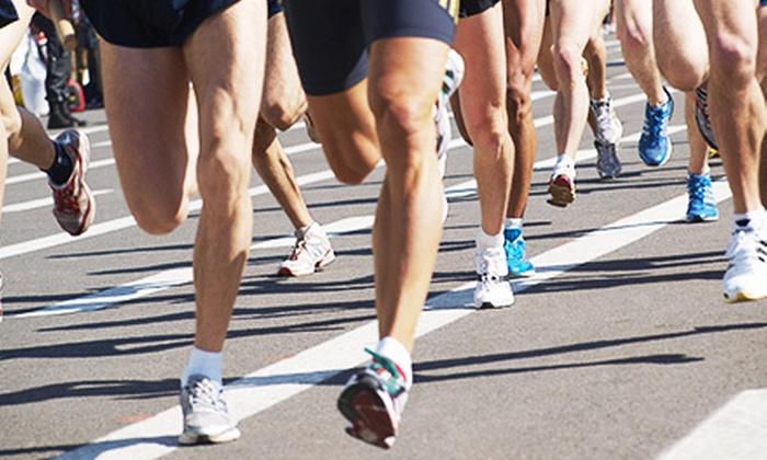 Honky Tonk Marathon, Half Marathon and 5K - Wisconsin Dells: Entry into the Honky Tonk Marathon, Half Marathon, or 5K (Up to 44% Off)
