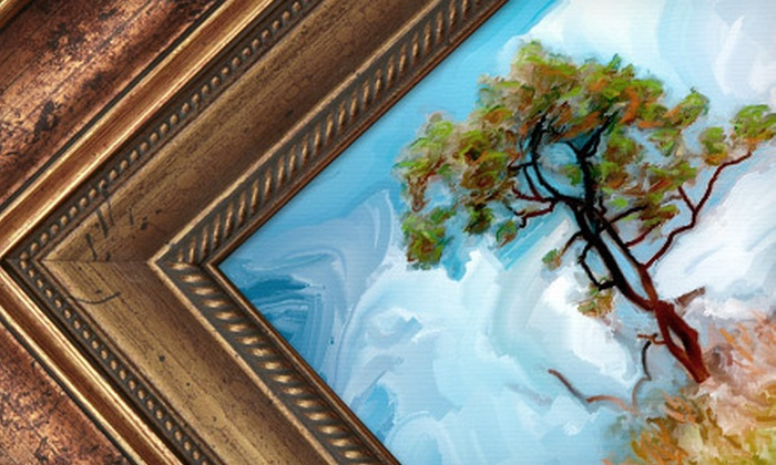 PDR Picture Frames & Gallery - Waterloo: Frames and Custom Framing at PDR Picture Frames & Gallery (Up to 60% Off).