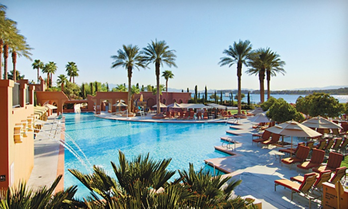 The Westin Lake Las Vegas Resort & Spa - Henderson, NV: Pool Access, Pool Cabana, or Spa & Pool Package for Up to Four at The Westin Lake Las Vegas Resort & Spa (Up to 70% Off)