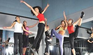 The Stage: 10 or 20 One-Hour Dance-Inspired Fitness Classes at The Stage (Up to 60% Off)
