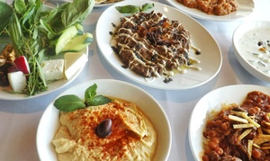 1001 Nights Persian Cuisine: Persian Buffett or Dinner Cuisine at 1001 Nights Persian Cuisine (Up to 45% Off)