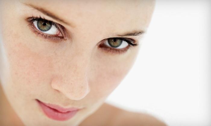 Non Surgical Lipo & Skin Tightening Center - Palmetto Bay: Celebrity Eyebrow Wax or Brazilian Wax at Non Surgical Lipo & Skin Tightening Center (52% Off)