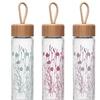 Ello Thrive 20oz. BPA-Free Glass Water Bottle (2-Pack)