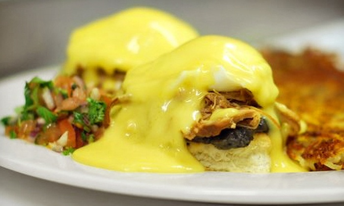 50th Street Cafe - 50th Street Cafe: $7 for $15 Worth of Brunch Food at 50th Street Cafe