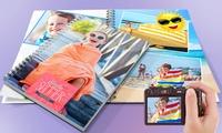 Fotolibro con espiral de 20, 40 o 60 páginas en dos formatos