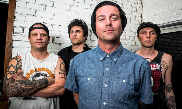 Unwritten Law - Dixie Roadhouse: Unwritten Law on March 27 at 7 p.m.