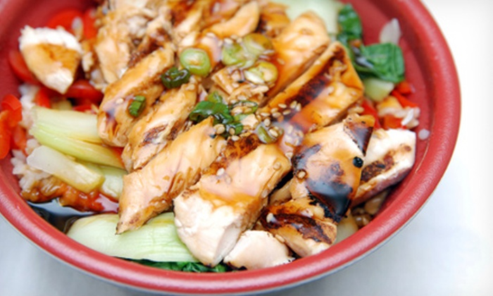 Qwik Chinese Bistro - Central Scottsdale: $12 for $24 Worth of Chinese Cuisine at Qwik Chinese Bistro