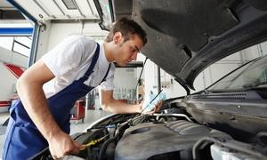 Autofficina M2 Service: Check up auto con ricarica condizionatore o in più cambio dell'olio da 29,99 €