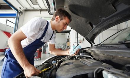 Check up auto e cambio olio