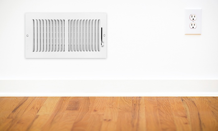 Jersey Duct Busters - Central Jersey: Duct-Cleaning Package with Optional Chimney or Furnace Inspection from Jersey Duct Busters (Up to 80% Off)