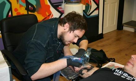 Steven Barnes Tattoo