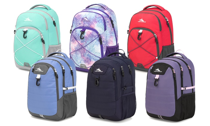 up to 83 off on high sierra laptop backpacks groupon goods