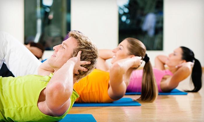 Wilson Fitness Studios - West Loop: 5, 10, or 20 Fitness Classes at Wilson Fitness Studios (Up to 85% Off)